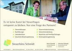 Steuerbüro Schmidt