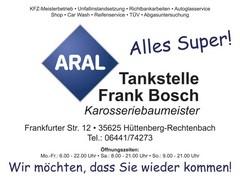 Aral Tankstelle Frank Bosch